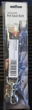 Furhaven Pet NAP Car Seat Dog Safety Clip Gray NEW