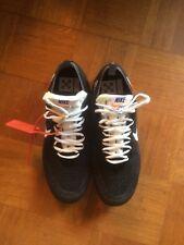 "Nike Air VaporMax x Off White ""The Ten"" Black Schwarz Gr. 44 1/2 EU 10.5 US"