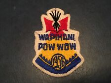 ICOLLECTZONE  Delaware County Council 1956 Wapihani District Patch   (B300)
