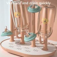 Baby Bottle Dryer Drying Rack Drain Drying Racks Baby Milk Bottles Cleaning Tool