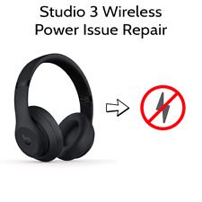 SERVICE REPAIR Beats by Dr. Dre Studio 3 No Power Issue Board Replacement FIX