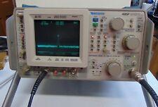 Tektronix 495P Spectrum Analyzer 100 Hz to 1.8 GHz good working condition