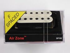 DiMarzio F-spaced Air Zone Humbucker White W/Black Poles DP 192