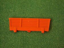 REPRODUCTION BRITAINS 1:32 EIGHT-WHEELED TRAILER TAILBOARD