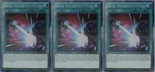 *** 3X DARK RULER NO MORE 3X *** PLAYSET  (PRE-SALE) TN19-EN014 YUGIOH!