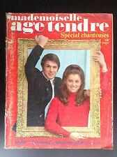 Revue mademoiselle age tendre N° 31 1967 BON ETAT