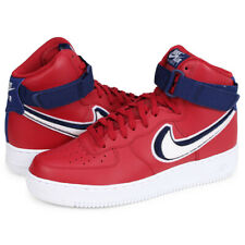 Details about Nike Air Force 1 High LV8 Gym RedWhiteBlueWhite Varsity Pack Men's 06403603