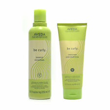 Aveda Be Curly Shampoo and Conditioner 8.5 oz / 6.7 oz duo