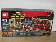 Lego Marvel Super Heroes Set #76060 Doctor Strange's Sanctum Sanctorum NIP VHTF
