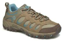LADIES MERRELL RIDGEPASS BOLT STONE LEATHER WALKING TRAIL HIKING SHOES UK 5 & 6