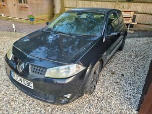 Renault Megane 225 F1 R26 2004 Engine With Ancilleries Low Mileage