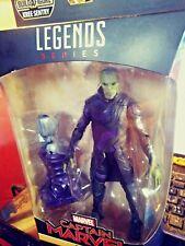 Marvel Legends Talos the Skrull of Captain Marvel movie BAF Kree Sentury MIP