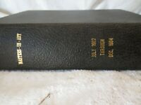 MASTERS IN ART  A SERIES OF ILLUSTRATED MONOGRAPHS JULY 1902 - DEC 1904 BOUND