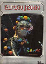 De Geschiedenis van de Popmuziek nr1-Elton John music Book