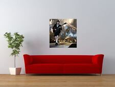 Angus Young ACDC Guitar Schoolboy Giant Wall Art Poster Print