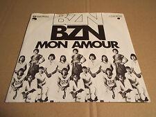 """BZN-MON AMOUR/Memories - 7"""" (12)"""