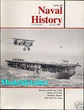 Naval History Sp90 LST Zeppelin 1812 Sopwith Camel North Sea War Of 1812 Maine