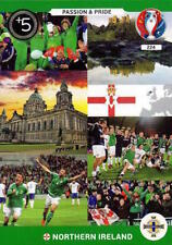 Northern Ireland Football Trading Cards Euro 2016 Event
