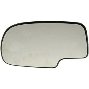 56021 Dorman Mirror Glass Driver Left Side New Heated for Chevy Avalanche LH