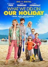 What We Did On Our Holiday (DVD, 2014) DAVID TENNANT
