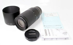 Tamron 70-300 mm f/4.5-6.3 Di-III RXD A047 Lens For Sony E-Mount Full-Size *A-*