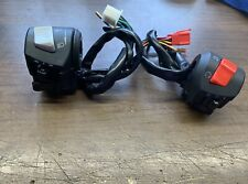Pulsantiera Moto Interruttore Accensione Luci Frecce Moto New Adattabili