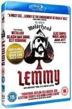 Lemmy 5030305514730 Blu-ray Region B