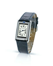 CARTIER TANK BASCULANTE 2405 – WATCH ONLY – 12-MONTH WARRANTY
