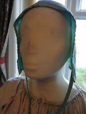 Coppergate Cap Linen Viking Woman's Headwear