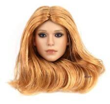 DAM Toys 1:6 DCG001 Combat Girl Gemini Zona Figure Head Sculpt ( Long Hair )