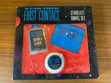 Star Trek First Contact Starfleet Travel Set - New in Box