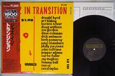 VA(SUN RA) JAZZ IN TRANSITION TRANSITION GXF-3126 Japan OBI VINYL LP