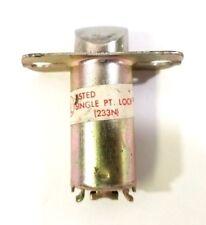 Corbin Russwin Deadlatch 223N, Single Point Lock, Satin Brass Latch Bolt