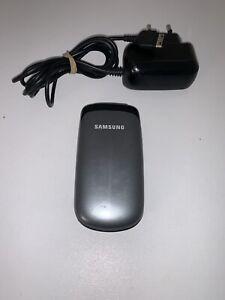 Téléphone Mobile Samsung à clapet E1150 Gris - Désimlocké - excellent état