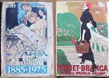 IL RESTO DEL CARLINO 1885-1975*_I 90 ANNI_I FATTI DI CRONACA E LE PUBBLICITA'
