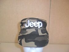 KIDS JEEP HAT CADET STYLE BLACK BROWN FREE SHIPPING GREAT GIFT 223