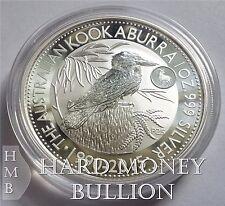 2015 *BU* 1 oz Silver Australian Kookaburra Goat Privy Coin Perth Mint Australia
