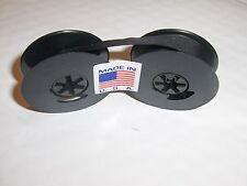 2 PK Royal Manual Portable Typewriter Ribbons Black Spool to Spool Free Shipping