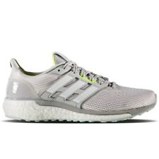 NEW adidas Women Supernova Boost Running BA9937 Grey/White MSRP 130 Shoe SZ 11.5