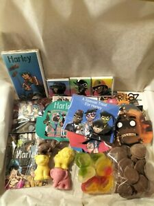 Gorillaz choc sweet Gift Pack ideal for birthdays weddings all occassions
