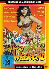 Happy Weekend - Deutsche Komödien Klassiker(NEU & OVP) Kai Fischer, Herbert Fux