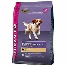 Eukanuba Puppy & Junior Lamb & Rice 12kg - 199424