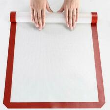 Silicone Non Stick Baking Tray Oven Liner Dough Rolling Mat Pad Fast