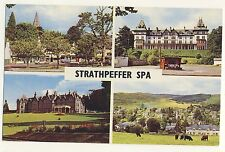 Old Postcard - Strathpeffer Spa (Various Views) - Unposted M039