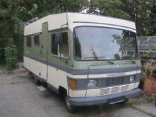 Mercedes Hymer Wohnmobil Oldtimer
