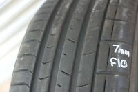 1 SINGLE PIRELLI P-ZERO PNCS 225/35/ZR19 TYRE MC *7MM NO REPAIRS*