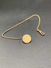 Chain 10� Antique Watch Fob