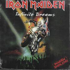 "IRON MAIDEN - Infinite Dreams - 7"" Single - 2564624838 - Heavy Metal - 2014 - UK"