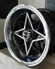 13x7 BLANK ASTRO ALLOY MAG WHEELS SUIT OLD SCHOOL 4 CARS
