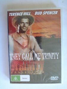 THEY CALL ME TRINITY: Terence Hill, Bud Spencer <NEW>
